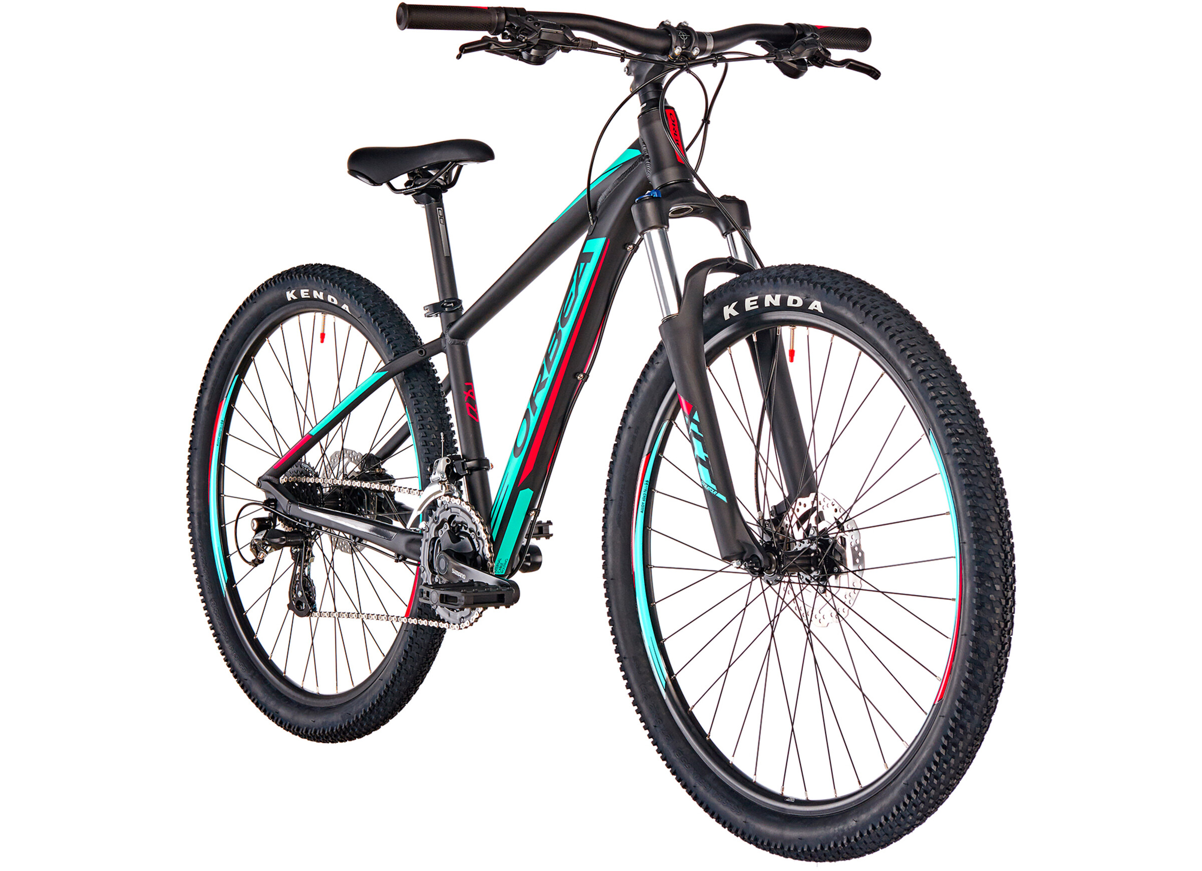 Orbea Mx Xs 50 Mtb Hardtail Children 27 5 Black Turquoise At